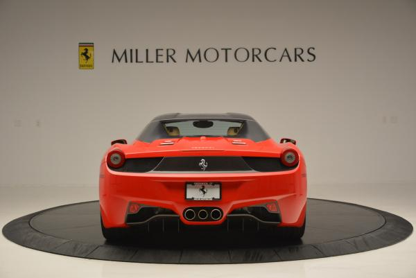 Used 2013 Ferrari 458 Spider for sale Sold at Maserati of Greenwich in Greenwich CT 06830 18