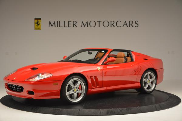Used 2005 Ferrari Superamerica for sale Sold at Maserati of Greenwich in Greenwich CT 06830 2
