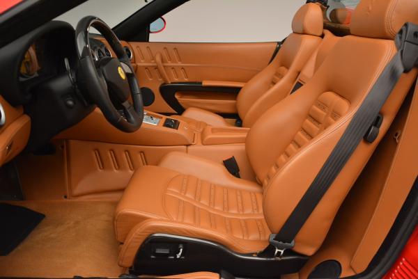 Used 2005 Ferrari Superamerica for sale Sold at Maserati of Greenwich in Greenwich CT 06830 26