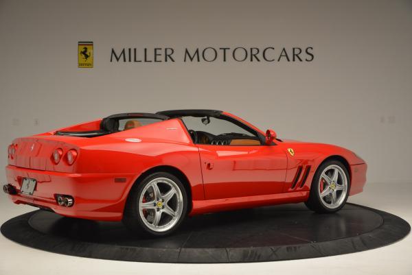 Used 2005 Ferrari Superamerica for sale Sold at Maserati of Greenwich in Greenwich CT 06830 8