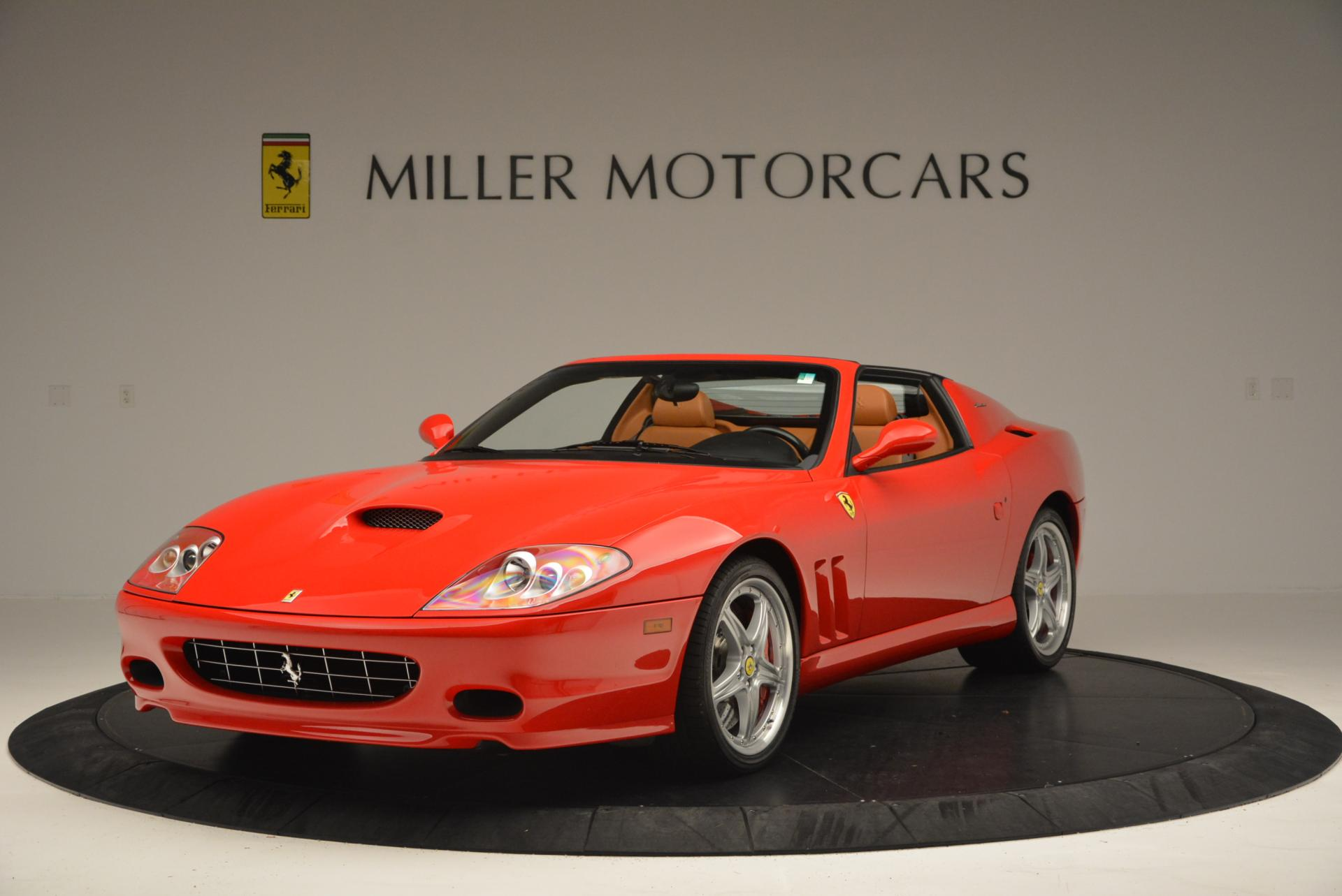 Used 2005 Ferrari Superamerica for sale Sold at Maserati of Greenwich in Greenwich CT 06830 1