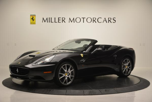 Used 2012 Ferrari California for sale Sold at Maserati of Greenwich in Greenwich CT 06830 2