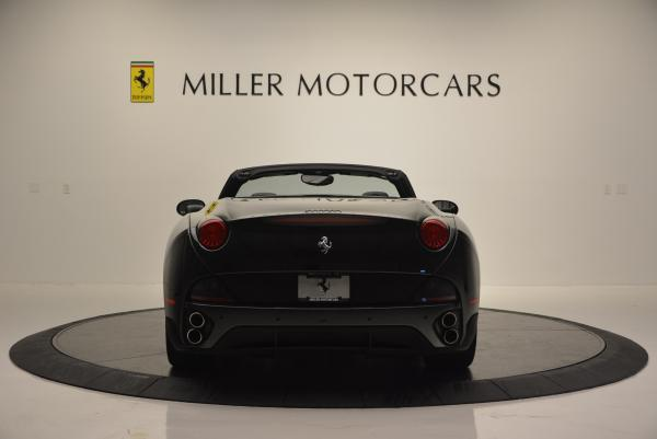 Used 2012 Ferrari California for sale Sold at Maserati of Greenwich in Greenwich CT 06830 6