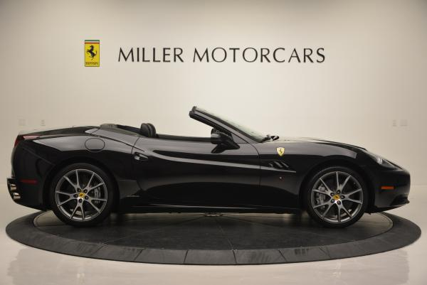 Used 2012 Ferrari California for sale Sold at Maserati of Greenwich in Greenwich CT 06830 9