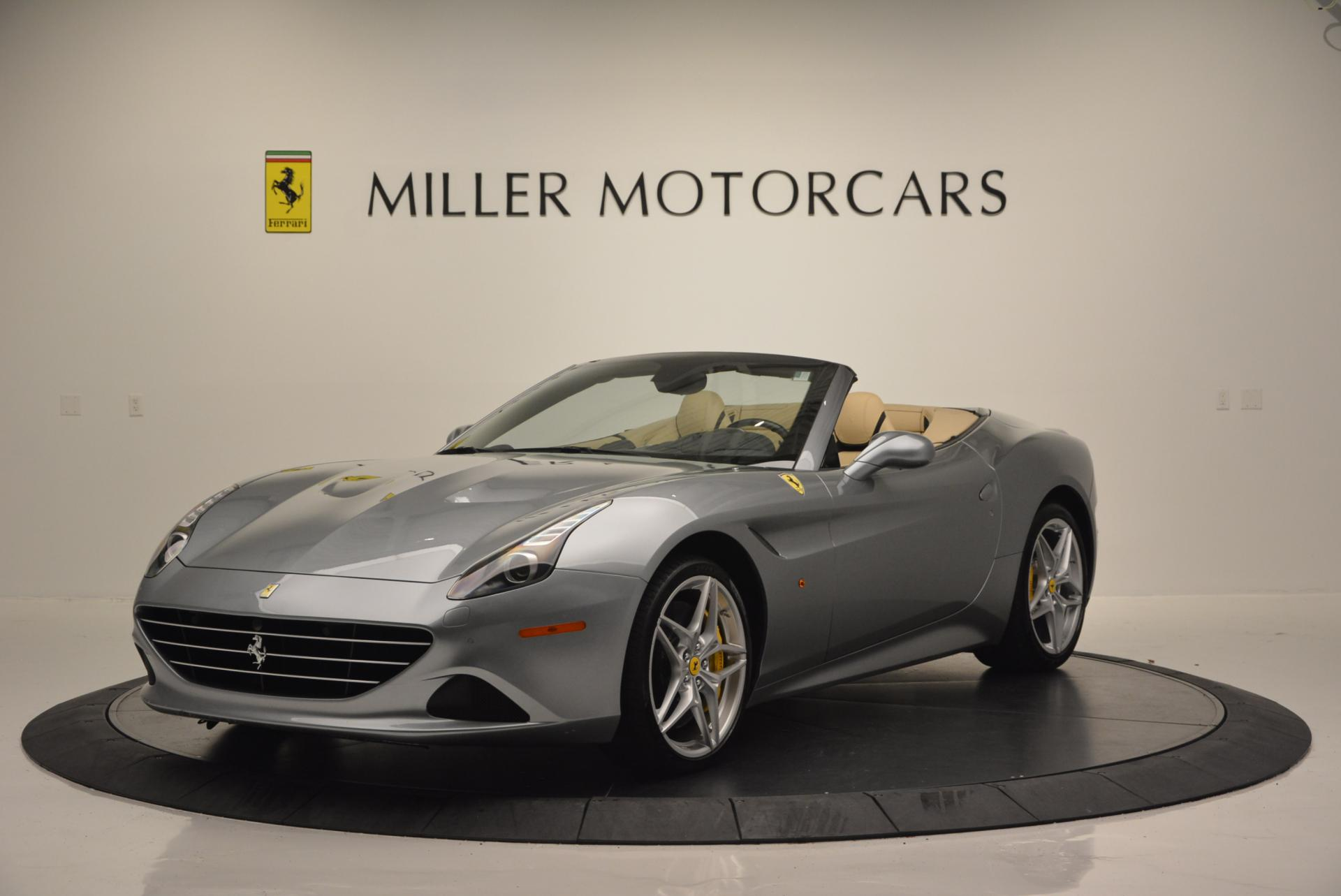 Used 2015 Ferrari California T for sale Sold at Maserati of Greenwich in Greenwich CT 06830 1