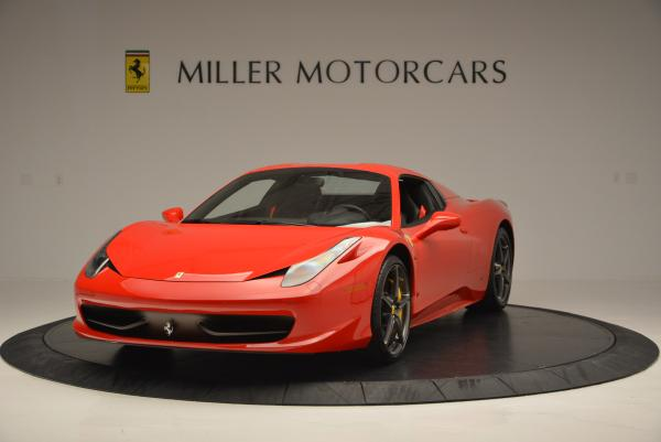 Used 2015 Ferrari 458 Spider for sale Sold at Maserati of Greenwich in Greenwich CT 06830 13