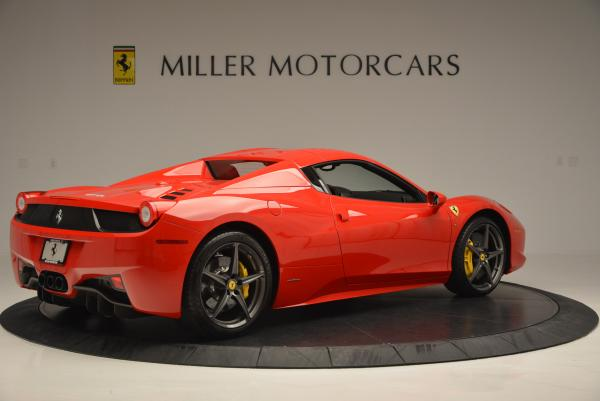 Used 2015 Ferrari 458 Spider for sale Sold at Maserati of Greenwich in Greenwich CT 06830 20
