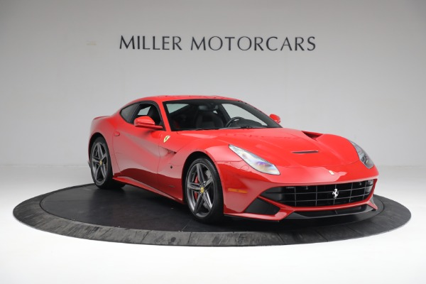 Used 2015 Ferrari F12 Berlinetta for sale Sold at Maserati of Greenwich in Greenwich CT 06830 10