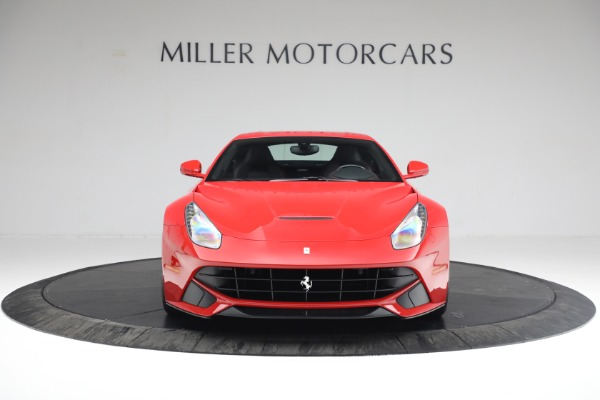 Used 2015 Ferrari F12 Berlinetta for sale Sold at Maserati of Greenwich in Greenwich CT 06830 11