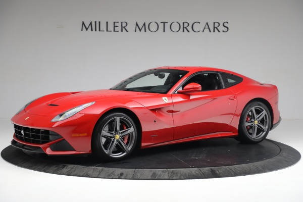 Used 2015 Ferrari F12 Berlinetta for sale Sold at Maserati of Greenwich in Greenwich CT 06830 2