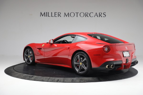 Used 2015 Ferrari F12 Berlinetta for sale Sold at Maserati of Greenwich in Greenwich CT 06830 3