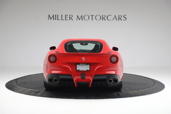 Used 2015 Ferrari F12 Berlinetta for sale Sold at Maserati of Greenwich in Greenwich CT 06830 5
