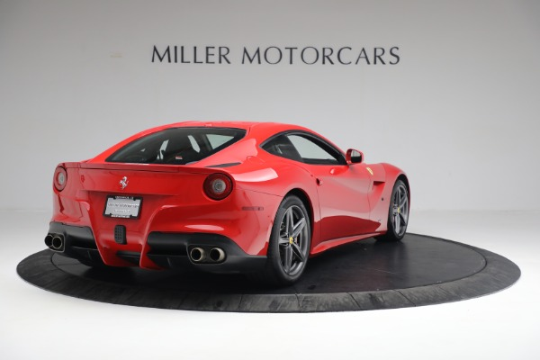 Used 2015 Ferrari F12 Berlinetta for sale Sold at Maserati of Greenwich in Greenwich CT 06830 6