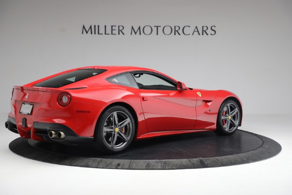 Used 2015 Ferrari F12 Berlinetta for sale Sold at Maserati of Greenwich in Greenwich CT 06830 7