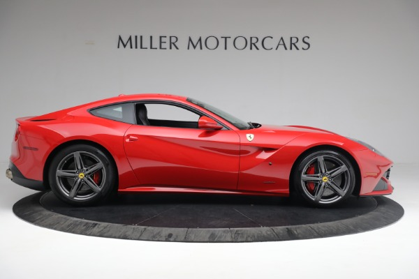 Used 2015 Ferrari F12 Berlinetta for sale Sold at Maserati of Greenwich in Greenwich CT 06830 8