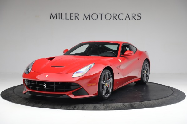 Used 2015 Ferrari F12 Berlinetta for sale Sold at Maserati of Greenwich in Greenwich CT 06830 1