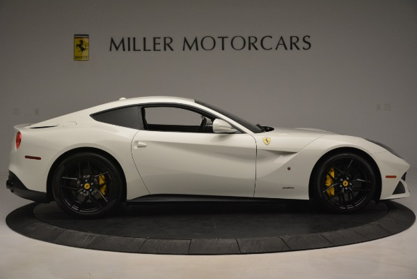 Used 2015 Ferrari F12 Berlinetta for sale Sold at Maserati of Greenwich in Greenwich CT 06830 9