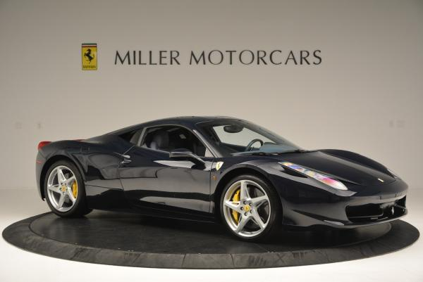 Used 2012 Ferrari 458 Italia for sale Sold at Maserati of Greenwich in Greenwich CT 06830 10