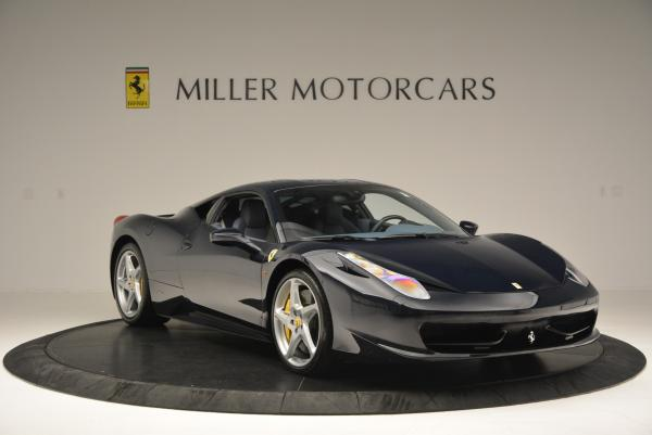 Used 2012 Ferrari 458 Italia for sale Sold at Maserati of Greenwich in Greenwich CT 06830 11