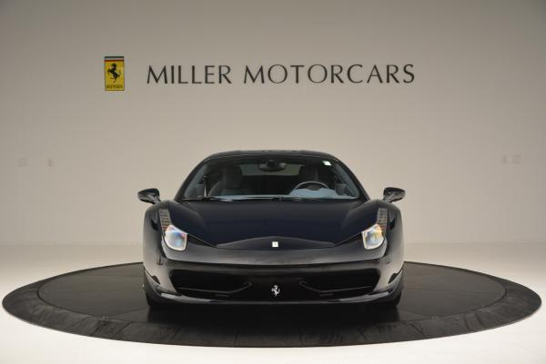 Used 2012 Ferrari 458 Italia for sale Sold at Maserati of Greenwich in Greenwich CT 06830 12
