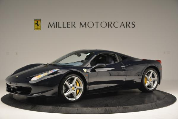Used 2012 Ferrari 458 Italia for sale Sold at Maserati of Greenwich in Greenwich CT 06830 2
