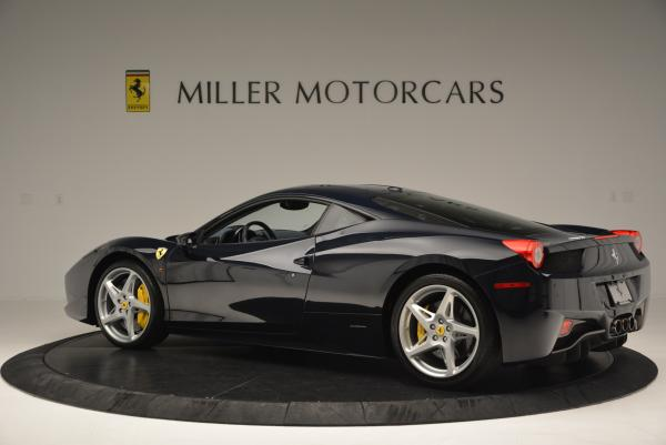 Used 2012 Ferrari 458 Italia for sale Sold at Maserati of Greenwich in Greenwich CT 06830 4