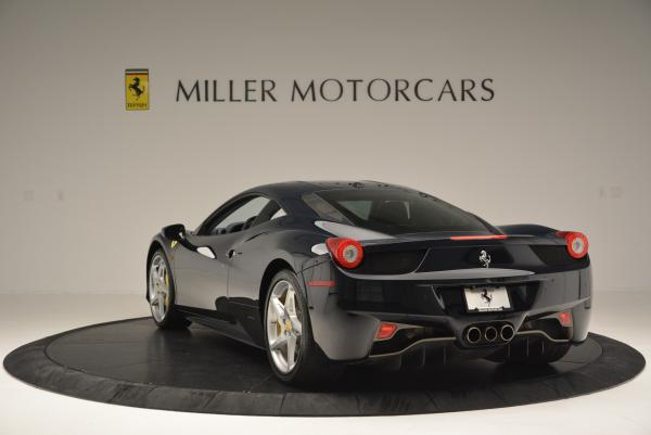 Used 2012 Ferrari 458 Italia for sale Sold at Maserati of Greenwich in Greenwich CT 06830 5