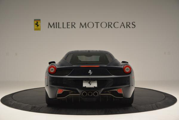 Used 2012 Ferrari 458 Italia for sale Sold at Maserati of Greenwich in Greenwich CT 06830 6