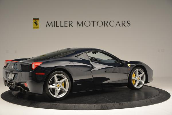 Used 2012 Ferrari 458 Italia for sale Sold at Maserati of Greenwich in Greenwich CT 06830 8