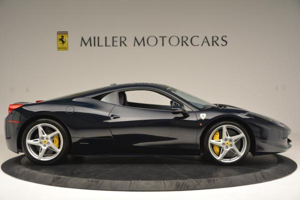 Used 2012 Ferrari 458 Italia for sale Sold at Maserati of Greenwich in Greenwich CT 06830 9