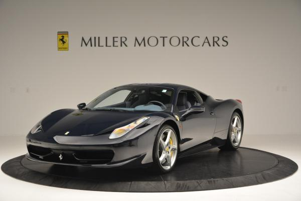Used 2012 Ferrari 458 Italia for sale Sold at Maserati of Greenwich in Greenwich CT 06830 1