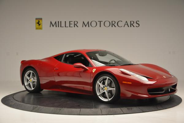 Used 2011 Ferrari 458 Italia for sale Sold at Maserati of Greenwich in Greenwich CT 06830 10