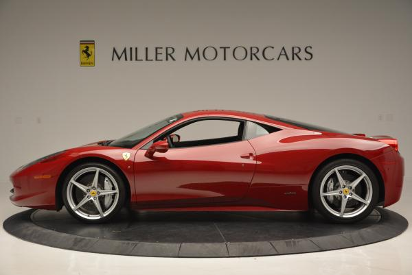Used 2011 Ferrari 458 Italia for sale Sold at Maserati of Greenwich in Greenwich CT 06830 3