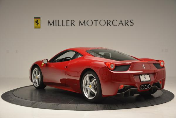 Used 2011 Ferrari 458 Italia for sale Sold at Maserati of Greenwich in Greenwich CT 06830 5