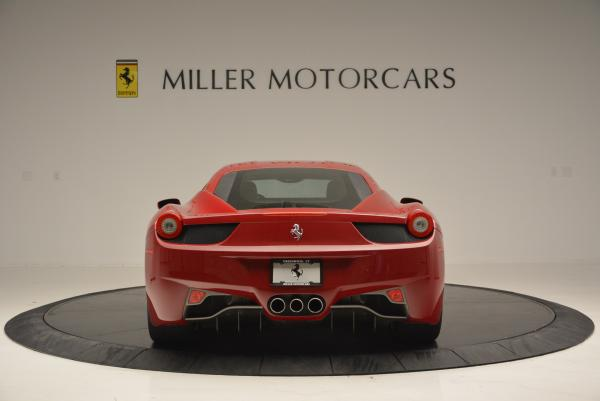 Used 2011 Ferrari 458 Italia for sale Sold at Maserati of Greenwich in Greenwich CT 06830 6