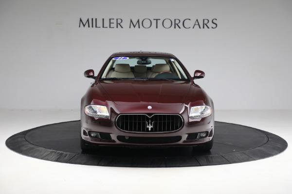 Used 2011 Maserati Quattroporte for sale $37,900 at Maserati of Greenwich in Greenwich CT 06830 13