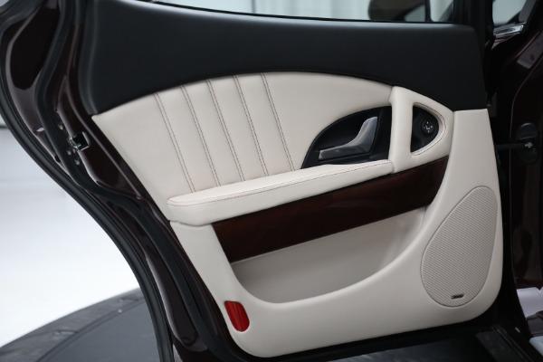 Used 2011 Maserati Quattroporte for sale $37,900 at Maserati of Greenwich in Greenwich CT 06830 21
