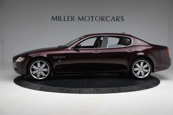 Used 2011 Maserati Quattroporte for sale $37,900 at Maserati of Greenwich in Greenwich CT 06830 4