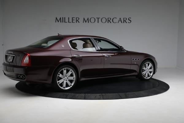 Used 2011 Maserati Quattroporte for sale $37,900 at Maserati of Greenwich in Greenwich CT 06830 9