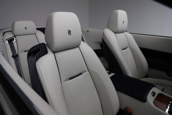 Used 2016 Rolls-Royce Dawn for sale Sold at Maserati of Greenwich in Greenwich CT 06830 26