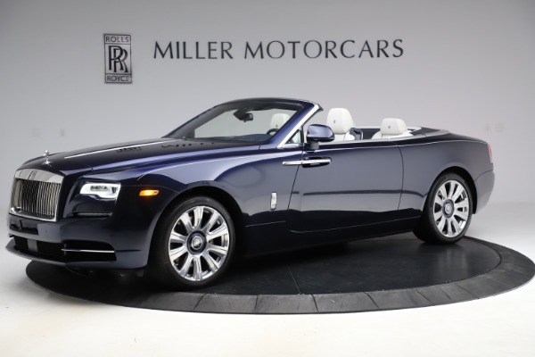 Used 2016 Rolls-Royce Dawn for sale Sold at Maserati of Greenwich in Greenwich CT 06830 3