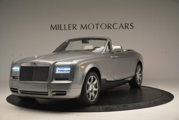 Used 2015 Rolls-Royce Phantom Drophead Coupe for sale Sold at Maserati of Greenwich in Greenwich CT 06830 2