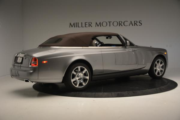 Used 2015 Rolls-Royce Phantom Drophead Coupe for sale Sold at Maserati of Greenwich in Greenwich CT 06830 21
