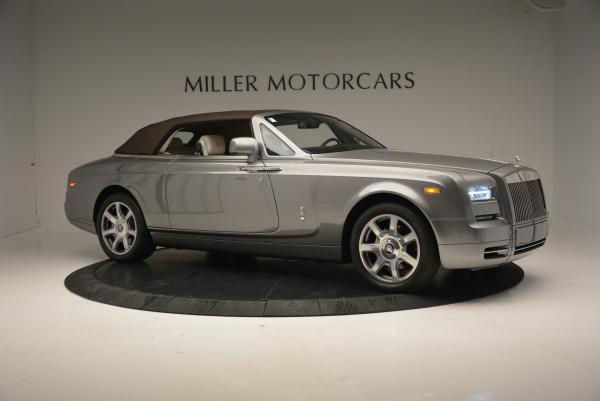 Used 2015 Rolls-Royce Phantom Drophead Coupe for sale Sold at Maserati of Greenwich in Greenwich CT 06830 23