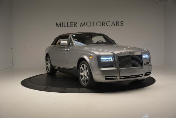 Used 2015 Rolls-Royce Phantom Drophead Coupe for sale Sold at Maserati of Greenwich in Greenwich CT 06830 24