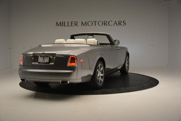 Used 2015 Rolls-Royce Phantom Drophead Coupe for sale Sold at Maserati of Greenwich in Greenwich CT 06830 7