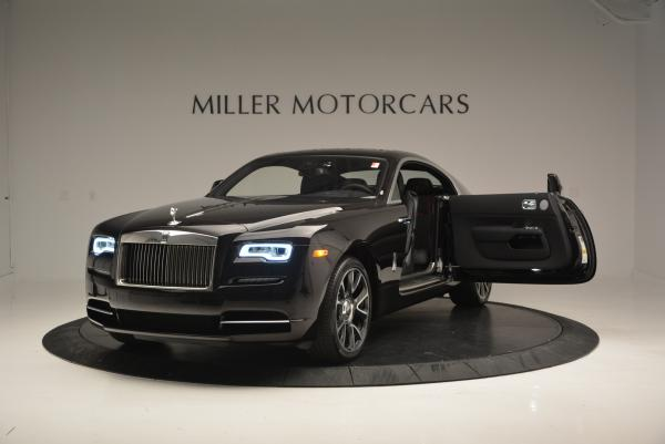 Used 2017 Rolls-Royce Wraith for sale Sold at Maserati of Greenwich in Greenwich CT 06830 12
