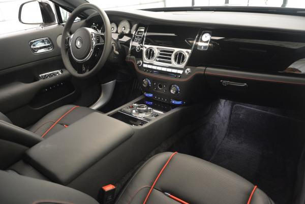Used 2017 Rolls-Royce Wraith for sale Sold at Maserati of Greenwich in Greenwich CT 06830 26
