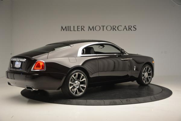 Used 2017 Rolls-Royce Wraith for sale Sold at Maserati of Greenwich in Greenwich CT 06830 7