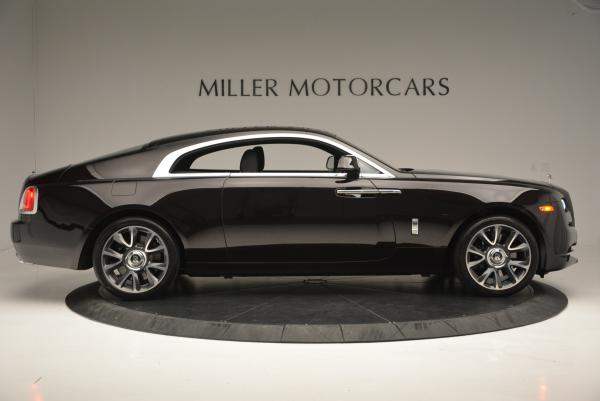 Used 2017 Rolls-Royce Wraith for sale Sold at Maserati of Greenwich in Greenwich CT 06830 8